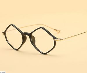TR90-Ultralight-Polygon-glasses-frames-WOmen-men-Eyeglasses-Eyewear-Clear-lens