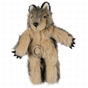 Puppet Company große Fingerpuppe Wolf 22cm groß
