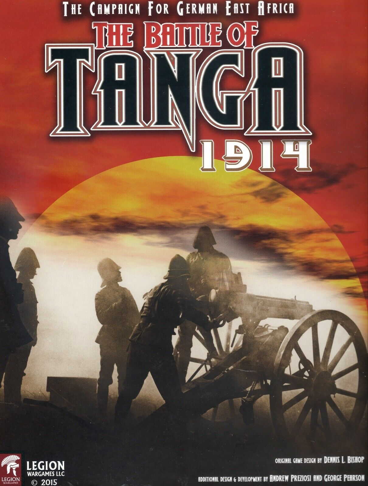 Legion Games The Battle of Tanga 1914 Campaign for German East Africa