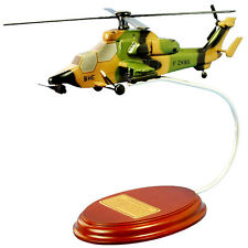 Eurocopter Tiger Helicopter Desk Top Display 1/46 Copter MC NC11374 Huey Model