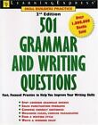 LearningExpress Skill Builders Practice: 501 Grammar and Writing Questions by Learning Express Editors (2002, Hardcover)