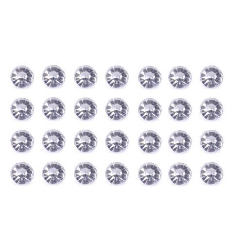 2000 stück 4.5mm Acryl Strass selbstklebend Diamant-Rolle Roll Band Gems Stick