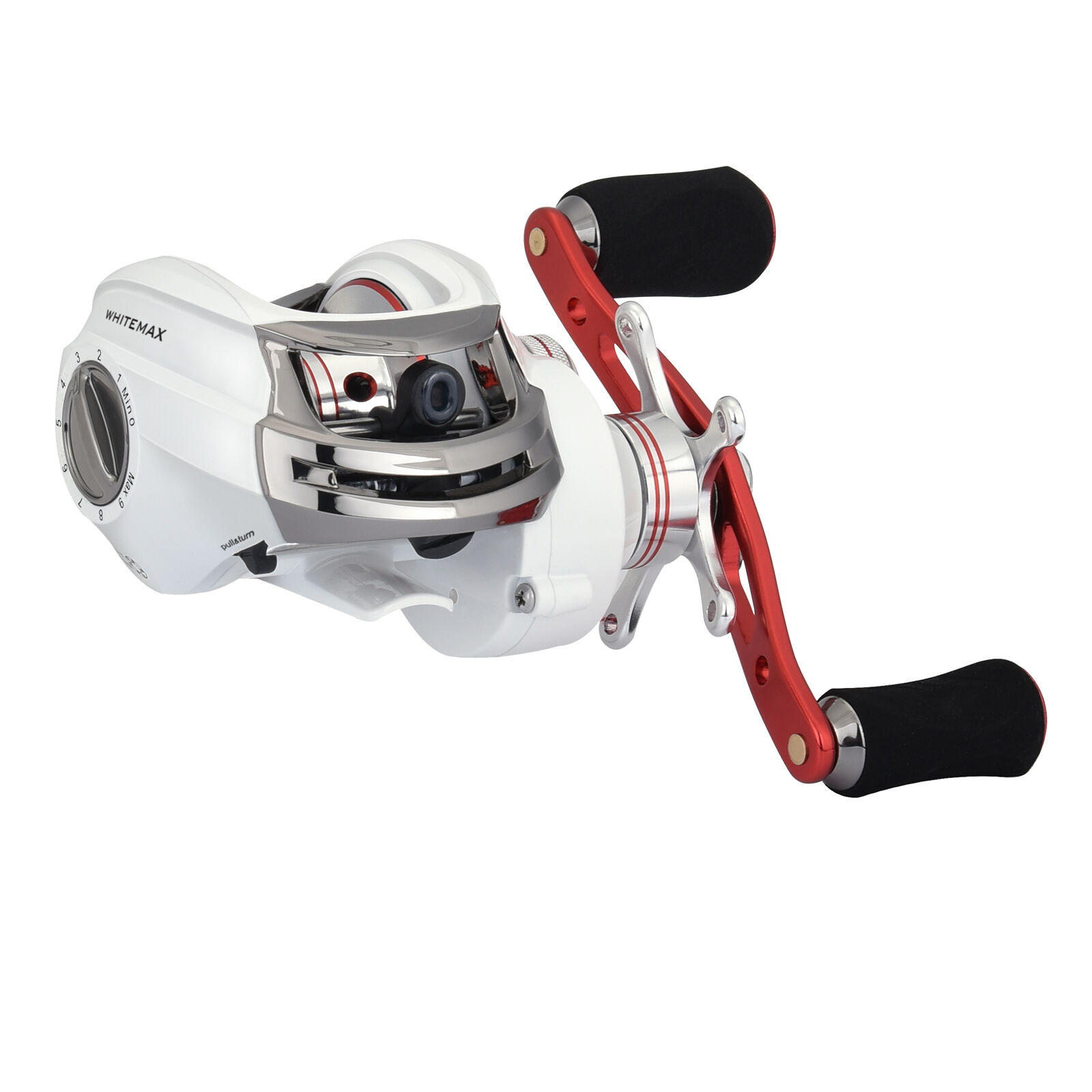 KastKing WhiteMax Baitcasting Reel Freshwater Fishing  Reels for Lure Fishing  manufacturers direct supply