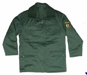 70776ce65ca6c German Polizei BGS Model I Gore-Tex Parka with Liner OLIVE DRAB ...