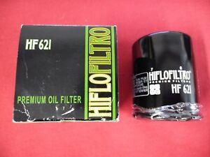 Hiflofiltro HF621 Premium Oil Filter
