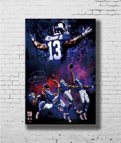 American Football Wide 40x27 30x20 36x24 F-1751 Hot Gift Poster Odell Beckham