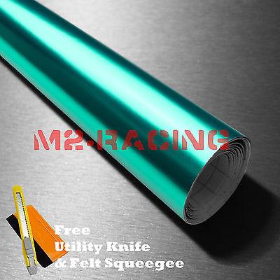 "*12/""x60/"" Orange Anodized Chrome Car Vinyl Wrap Sticker Decal Film Matte Metallic"