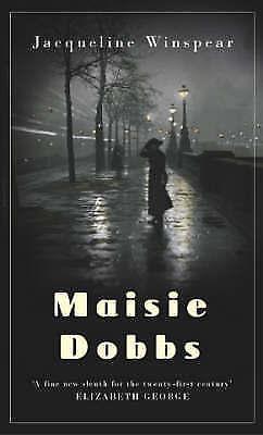 1 of 1 - Maisie Dobbs-ExLibrary