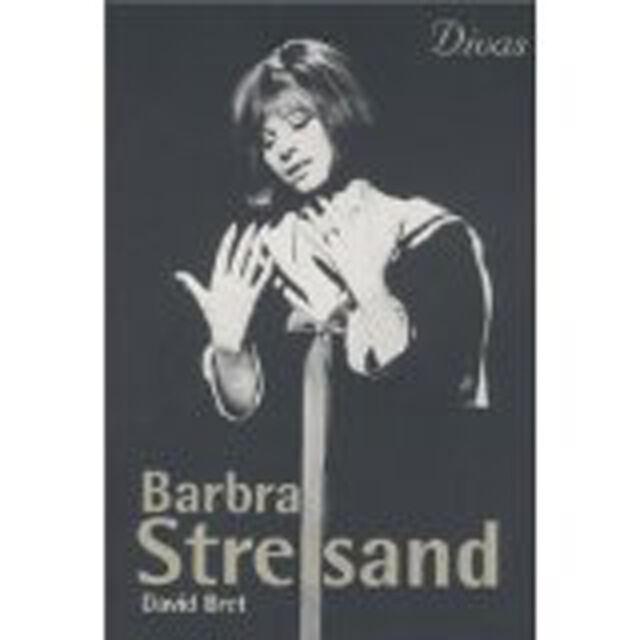 Barbra Streisand Divas Series Bret Biography Memorabilia Pocket Music Book S17
