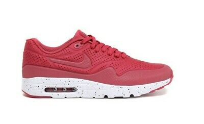 Nike Men's Air Max 1 Ultra Moire Terra RedTerra RedWhite Running Shoe 10.5 Men US