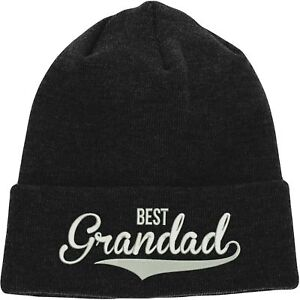 915ccaa9089 Image is loading Best-Grandad-Beanie-I-Love-My-Grandad-So-
