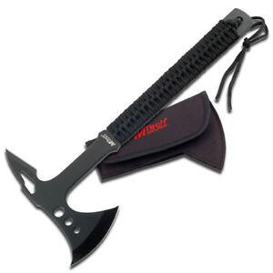 "15"" MTECH USA SURVIVAL TACTICAL TOMAHAWK THROWING AXE Knife Hawk Hatchet Camping"