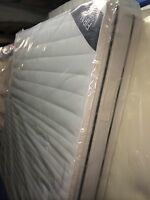 4ft6 Standard Double Super Extra Firm 28cm Orthopaedic Mattress. Factory Shop