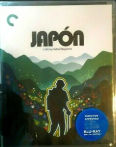 JAPON-Blu-ray-Disc-2019-CRITERION-COLLECTION-NEW-Sealed-spanish-w-english-s