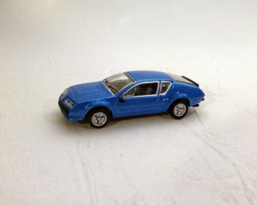 1:87 RENAULT Alpine a310 1977 blu-metallico Norev