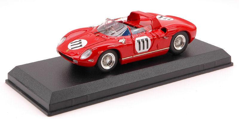 Ferrari 250 P  111 Nurburing 1963 1 43 Model 0214 ART-MODEL