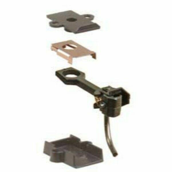 #142 Medium Overset Whisker Kadee HO Scale Metal Knuckle Couplers 2 pr