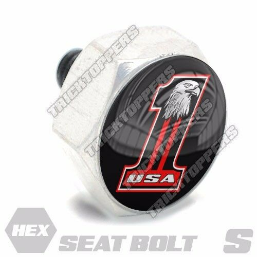 Auto Parts And Vehicles Polished Hex Billet Aluminum Seat