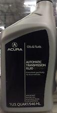 Genuine OEM Acura Honda Transmission Fluid ATF DW-1 3,4,6,8 QT. PKG