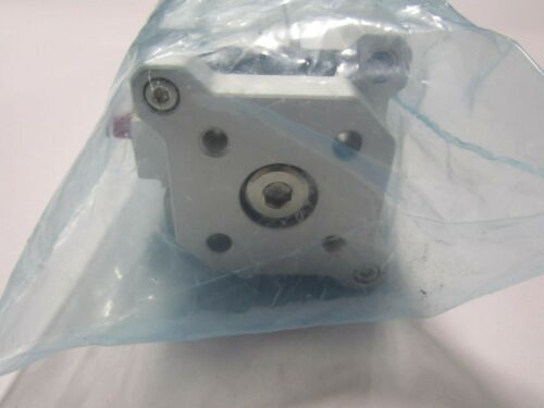 """Square Double Acting Compact Air Cylinder 156.5 mm 1//8/"""" Rc 145 PSI Threaded NEW"""