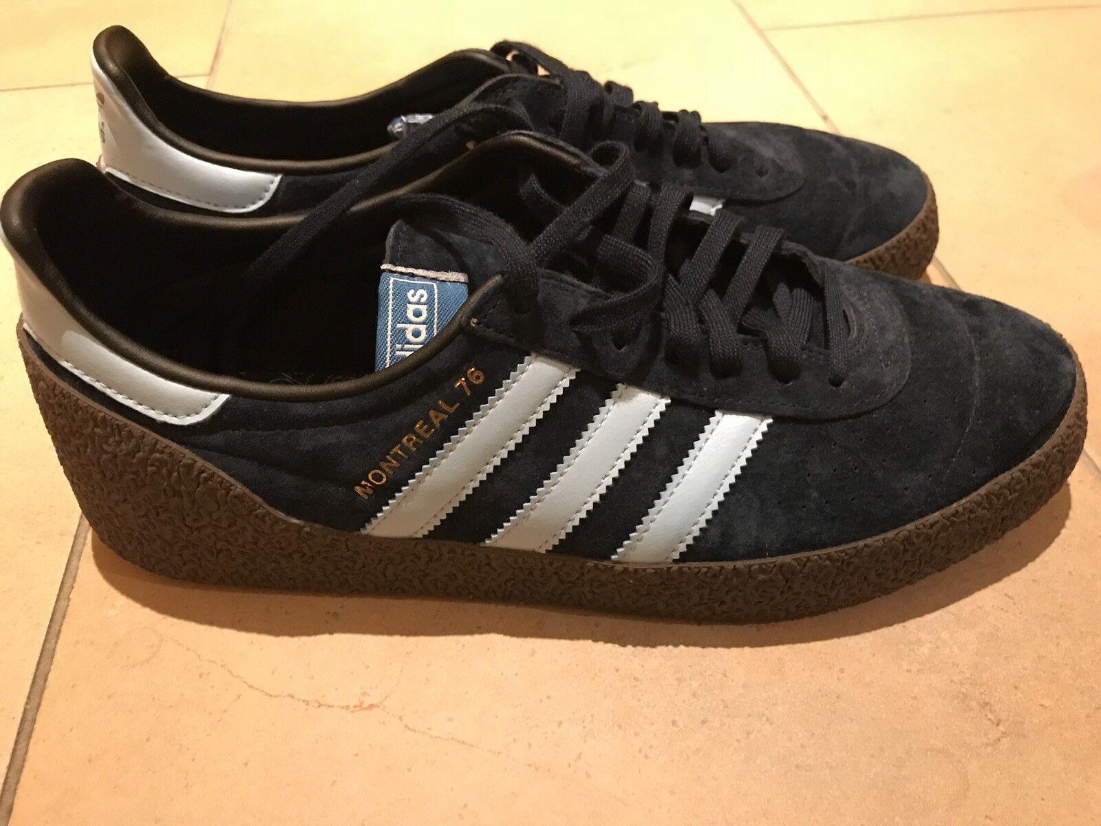 Adidas Montreal 76 blau In Größe 43,5
