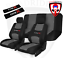 RoadRiders-039-Grey-Road-Riders-Type-R-Flexible-Universal-Seat-Cover thumbnail 3
