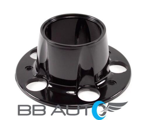 FORD RANGER BRONCO II EXPLORER BLACK OPEN FRONT 4x4 WHEEL CENTER CAP HUB NEW