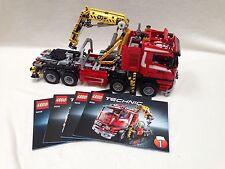 ***MINT*** Lego 8258 Technic Crane Truck
