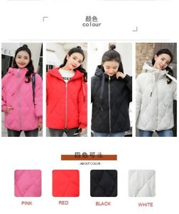Women-039-s-fashion-feather-padded-short-paragraph-Hooded-winter-jacket-KREDT88347
