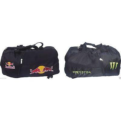 Sports Bags Red Bull+Monster Travel Backpack Hiking waterproof Air Cool Cyclebag