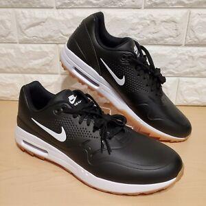Nike Air Max 1 G Spikeless Mens Size 12 Black White Gum Golf Shoes Aq0863 001 886550267465 Ebay