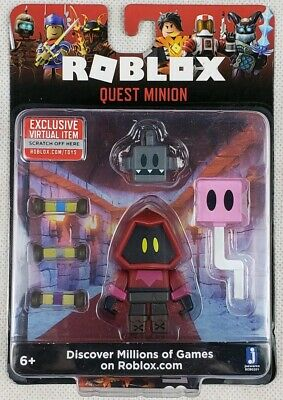 2019 Roblox Mix /& Match Quest Minion With Code