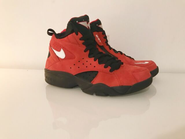 Nike Air Maestro II High Kith Red Size 7.5