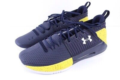 mens yellow under armour
