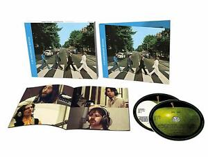 The-Beatles-Abbey-Road-50th-Anniversary-Deluxe-CD-Sent-Sameday