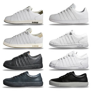 K-Swiss-Men-039-s-Classic-Lozan-amp-TT-Leather-Trainers-ALL-ONLY-27-99-Free-P-amp-P