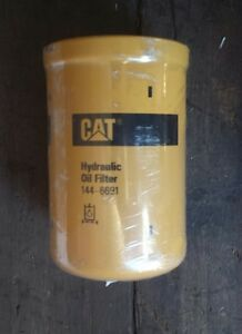 Details about Caterpillar CAT 144-6691 Hydraulic Transmission Oil Filter