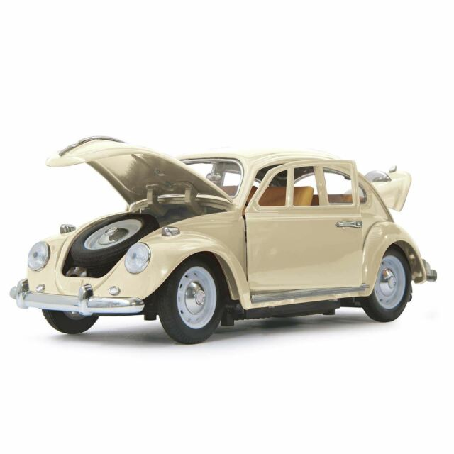 Jamara R C Car Vw Beatle 1 18 White 405111 Remote Control