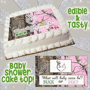 Browning Birthday Cake Topper