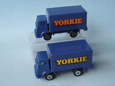 Matchbox Dodge Commando Delivery Van Yorkie Tampo Trial Pre-Pro Lemon Lettering