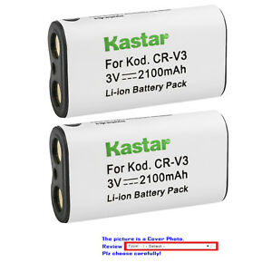 Kastar-Replacement-Battery-for-Nikon-CR-V3-CoolPix-600-CoolPix-700-CoolPix-800