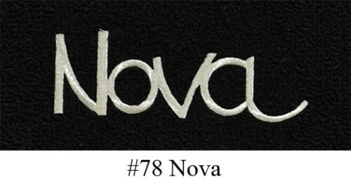 Loop 4pc 1962-1967 Chevrolet Chevy II Nova Floor Mats