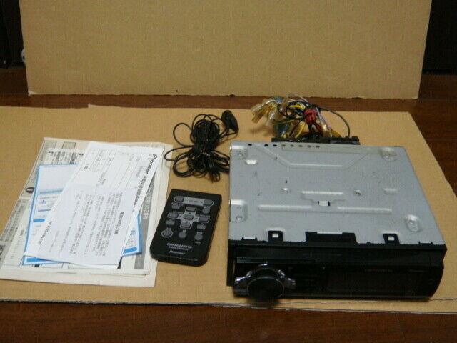 Pioneer Carrozzeria DEH-970 car audio Unit 1DIN CD USB Bluetooth SD CD Player JP