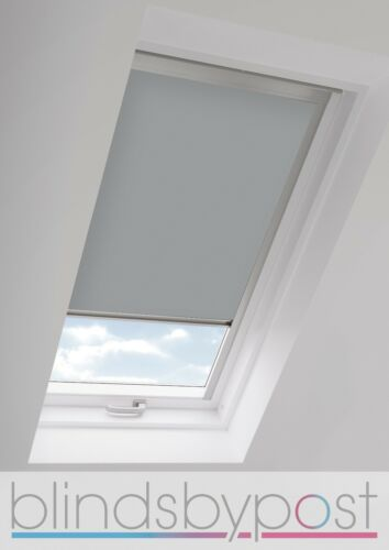 Skylight Roller Blind for Velux Roof Window veluxfenster GGL//GPL//GHL-Grey
