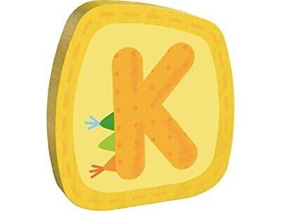 HABA Holz Buchstabe K 22316-1 Stück für Kinder Namensschild NEU