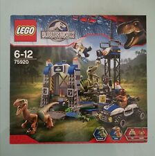 LEGO 75920 STICKER SHEET Raptor Escape Jurassic World