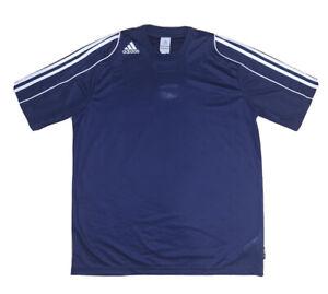 Adidas Squad 2 Navy Jersey Size Large | eBay