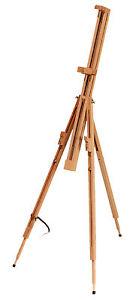 BEECH-WOOD-FIELD-EASEL-1800mm-HIGH-ARTIST-ART-Craft-Display-Wedding-Wooden