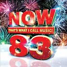 Now That's What I Call Music! 83 [UK] by Various Artists (CD, 2012, 2 Discs, EMI TV)