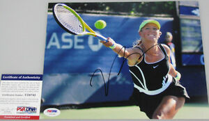 VICTORIA-AZARENKA-Hand-Signed-8x10-Photo-PSA-DNA-COA-U24742